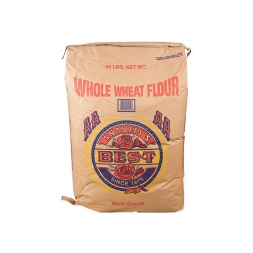 50lb Whole Wheat Flour (Fine)