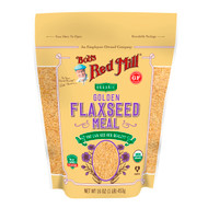 4/16oz Golden Flaxseed Meal Organic & Gluten Free