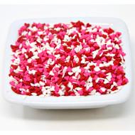 5lb Mini Red, White & Pink Hearts