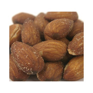 25lb Almonds Roasted & Salted 25/27