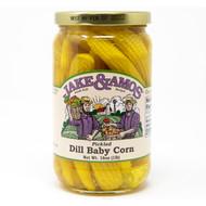 12/16oz Jake and Amos  Dill Baby Corn