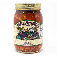 12/16oz Jake and Amos  Salsa Corn