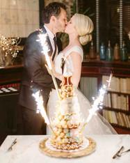 WEDDING CAKE SPARKLERS
