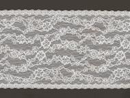 White Galloon Lace Trim - 6'' (WT0600G03)