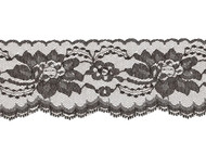 "Black Edge Lace -3"" (BK0300E03)"