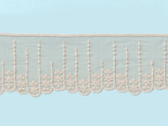 "Bisque Edge Lace -3.5"" (BQ0312E01)"