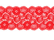 """Red Galloon Lace with Sheen - 4"""" (RD0400G01)"""