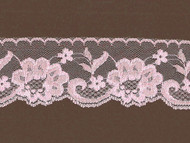 """Light Pink Edge Lace with Sheen - 2.5"""" - (PK0212E01)"""