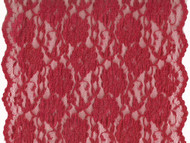 "Red Galloon Embroidered Lace - 10"" - (RD1000G01)"