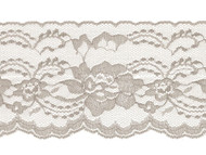 "Grey Edge Lace - 4"" - (GY0414E01)"