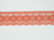 "Burnt Sienna Edge Lace Trim - 0.75"" (SN0034E01)"