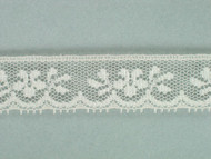 "Beige Edge Lace Trim - 0.75"" (BG0034E01)"