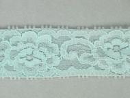 """Aqua Mist Edge Lace Trim - 1.125"""" (AM0118E01)"""