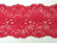 "Fuchsia Galloon Lace Trim - 3.125"" (FS0318G01)"
