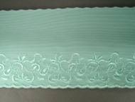 """Mint Trim Embroidered - 4.5"""" (MT0412U01)"""