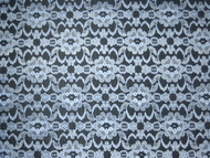 """Light Blue Allover Lace - 58/60"""" (LBAL01)"""