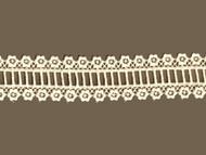 """Ivory Venise Lace Trim - Cotton - 1.625"""" (IV0158U01)"""