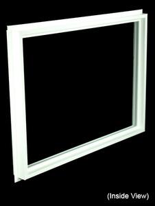 32 x 23-1/4 White Direct Set Windows(NVCF3224W)