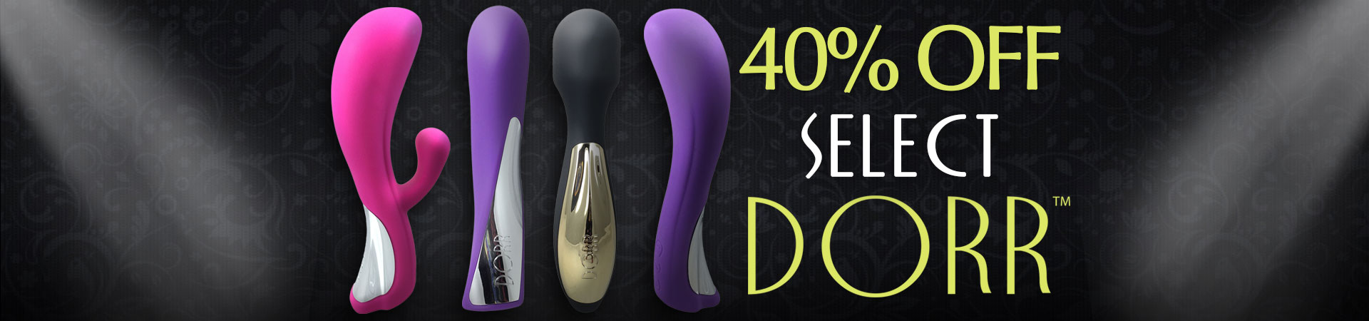 40% Off Select DORR - While Supplies Last