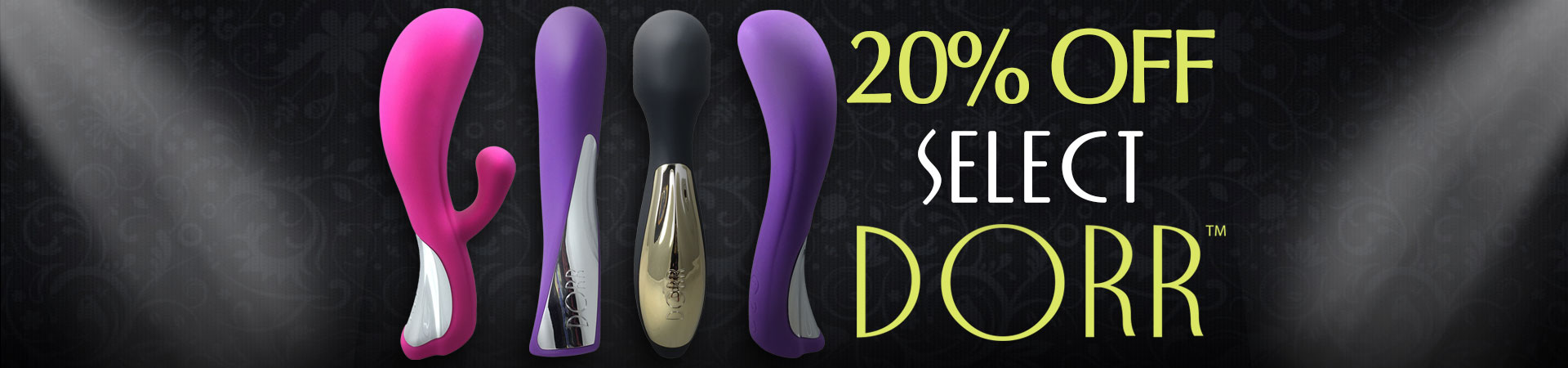 20% Off Select DORR - While Supplies Last
