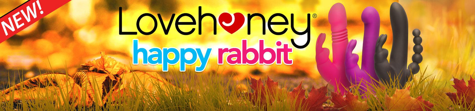 New Dual Stimulation Happy Rabbit Vibes From Lovehoney
