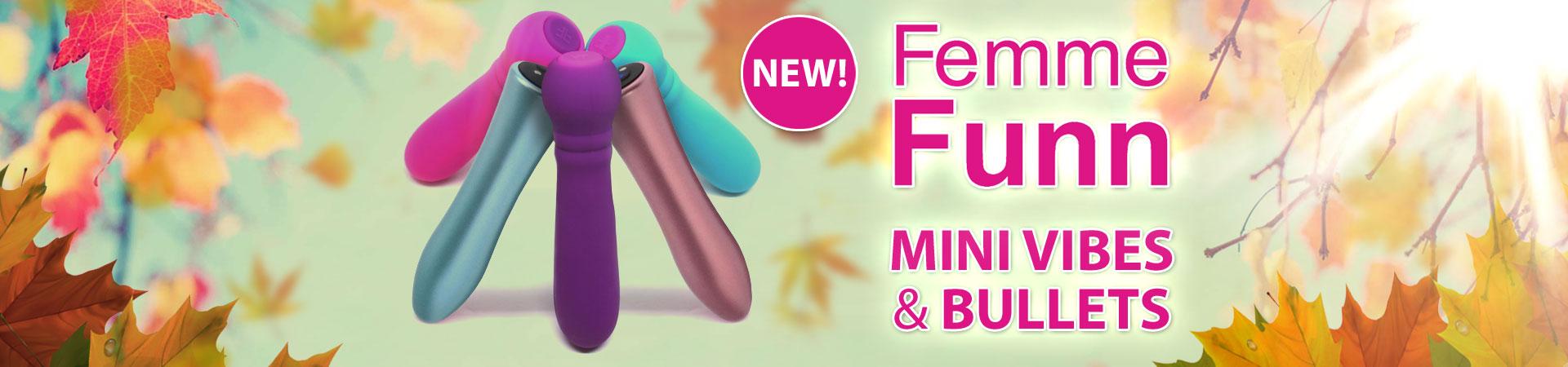 New Mini Vibes & Bullets From Femmefunn
