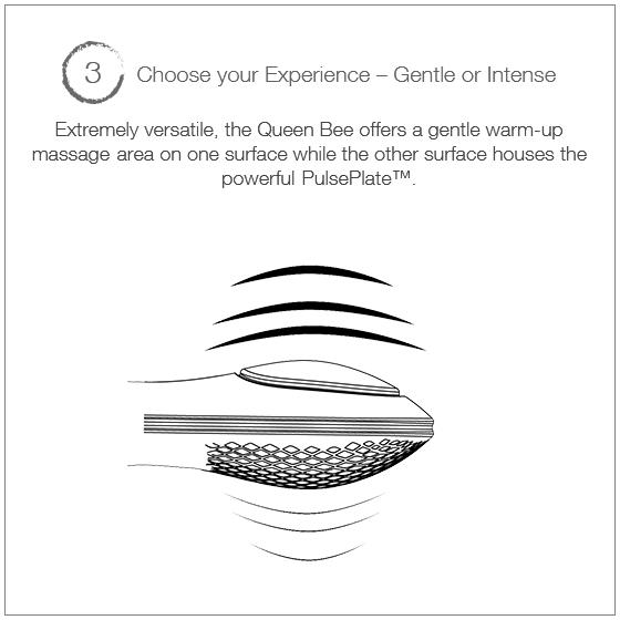 Queen Bee - Choose your Experience - Gentle or Intense