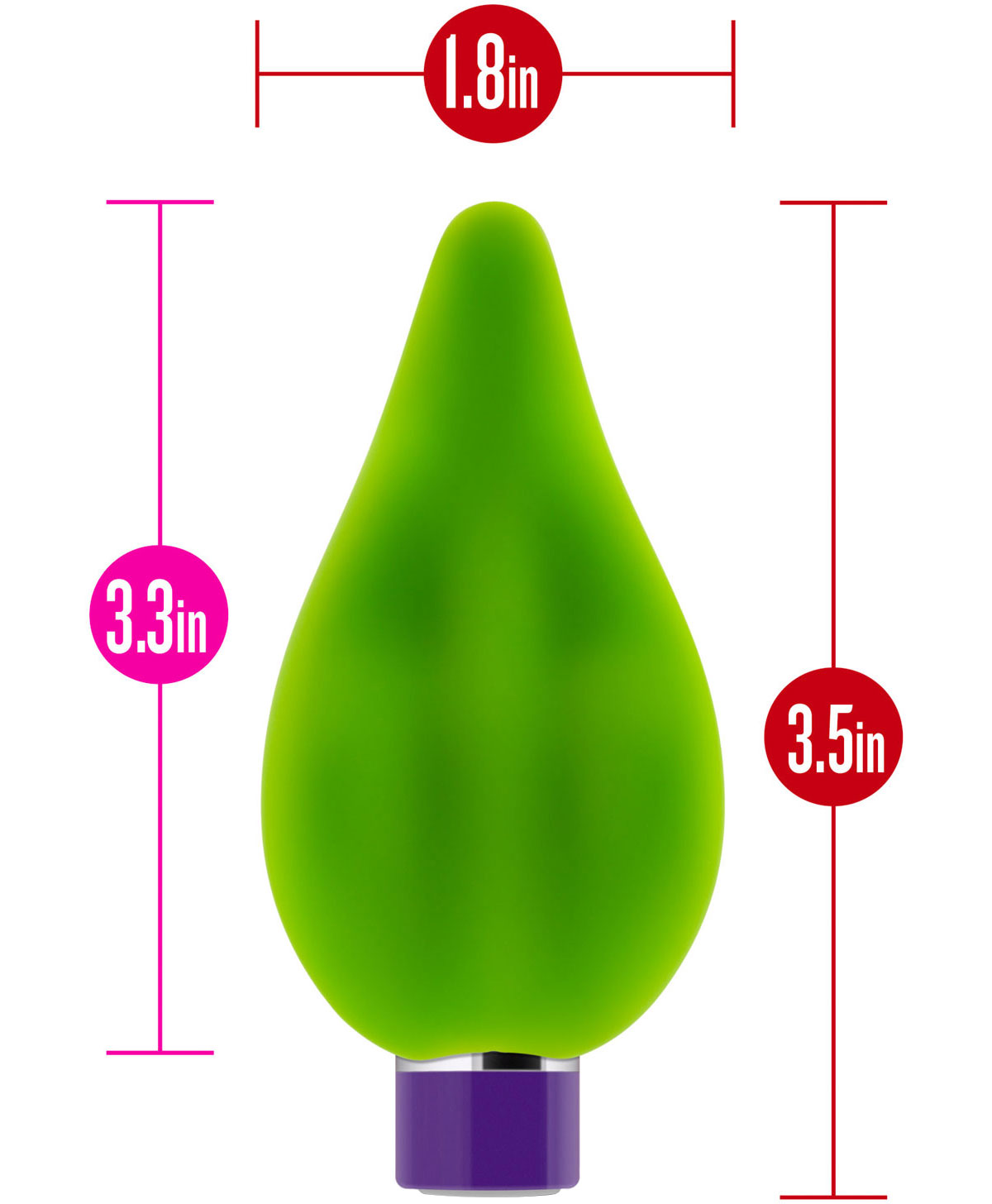 Aria Sweet Leaf Measurements