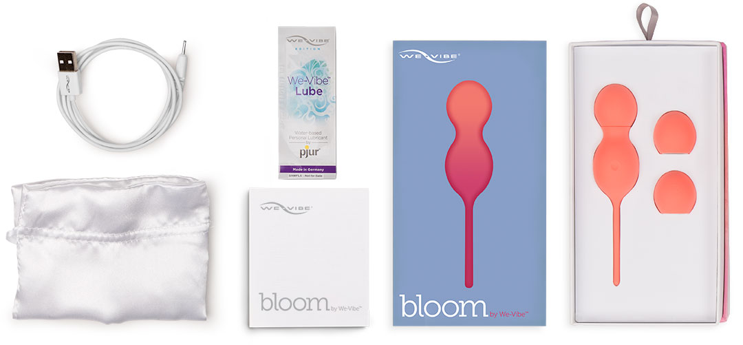 We-Vibe Bloom - What's In The Box?