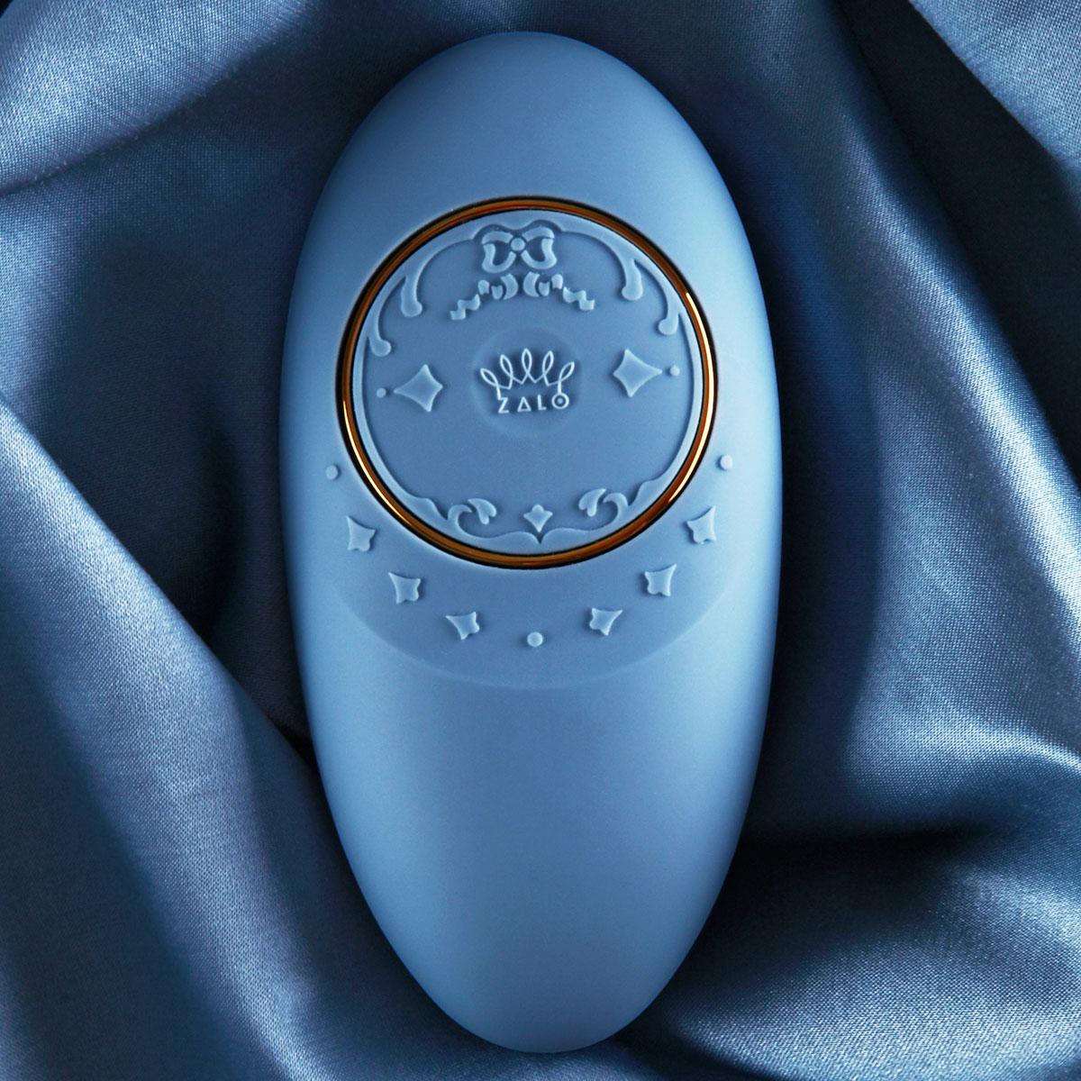 ZALO Jeanne Personal Silicone Waterproof Vibrator - Glamour