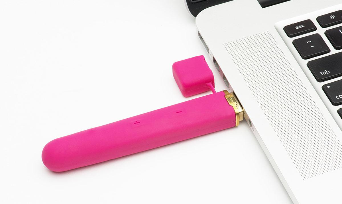 Crave Duet Flex - USB rechargeable