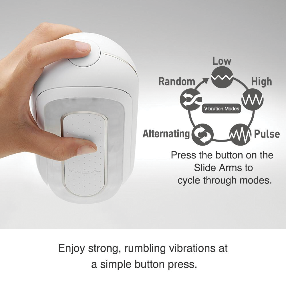 FLIP ZERO EV - Button Functions