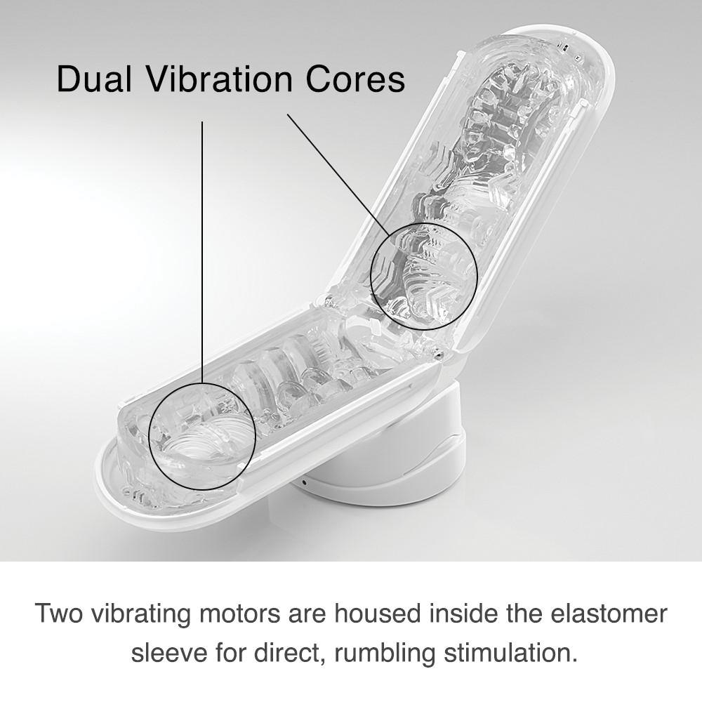FLIP ZERO EV - Dual Vibration Cores