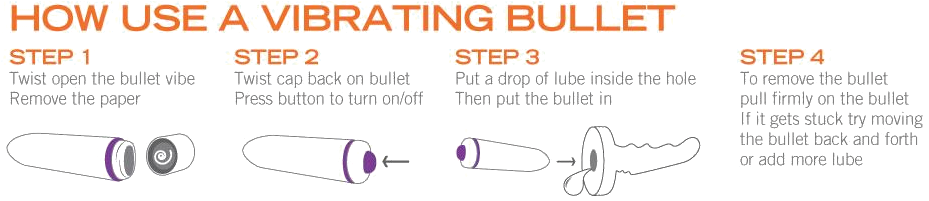 How To Use A Tantus Bullet And Dildo