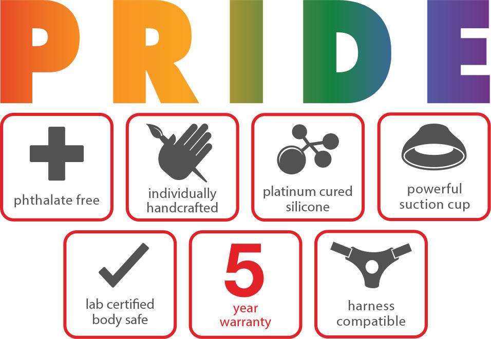 Avant Pride Features