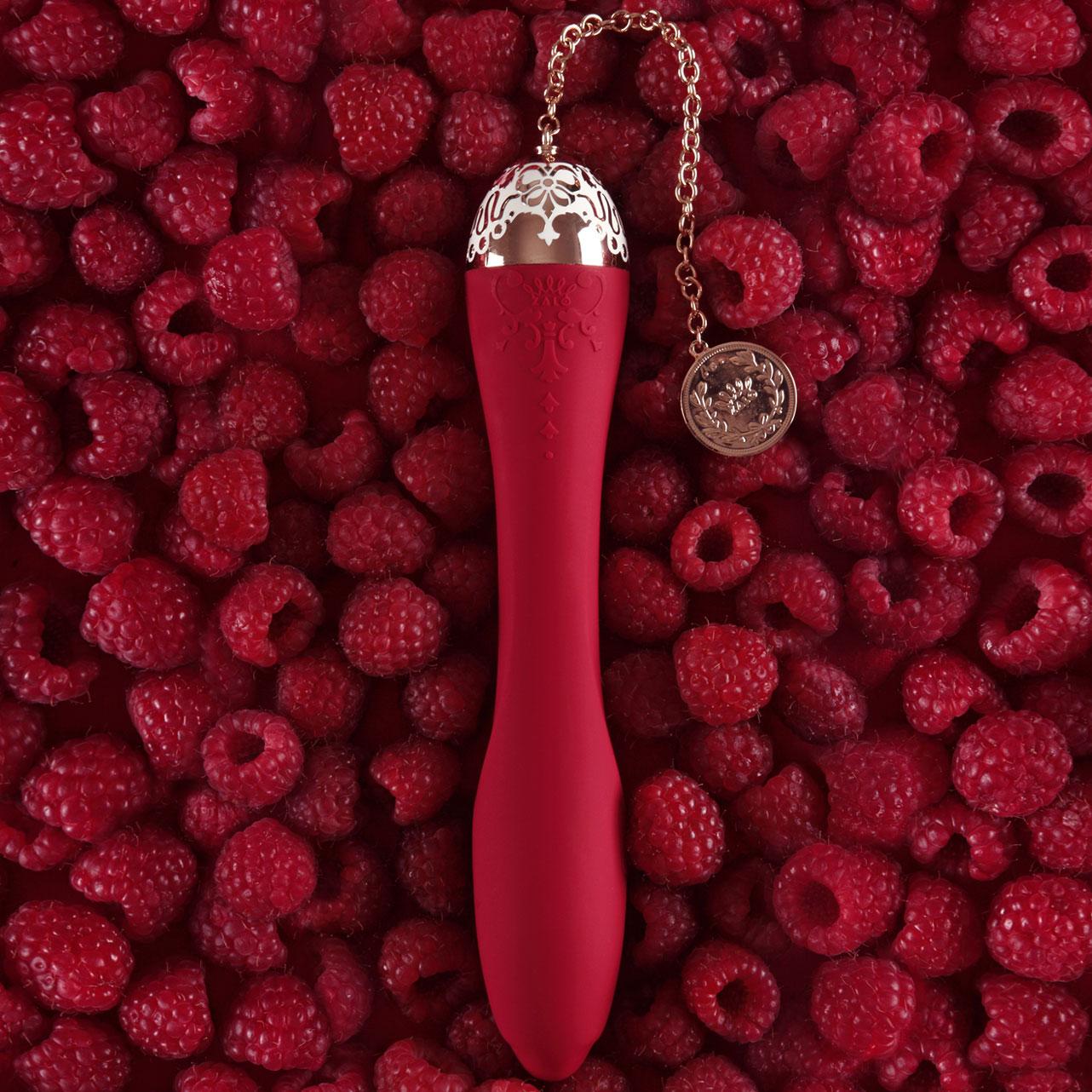ZALO Marie Waterproof Silicone G-Spot Vibrator - Glamour