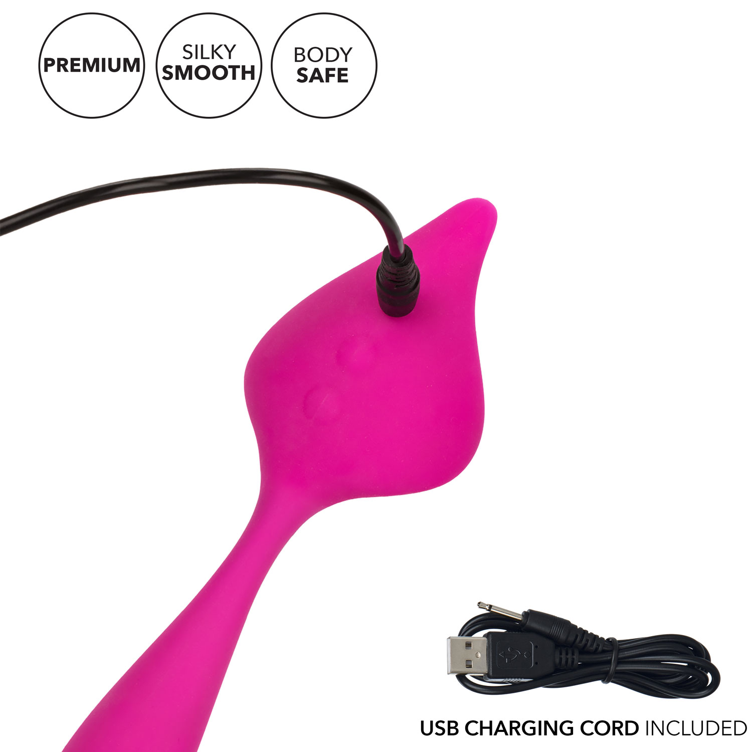 Mini Marvels Silicone Marvelous Lover™ - Charging