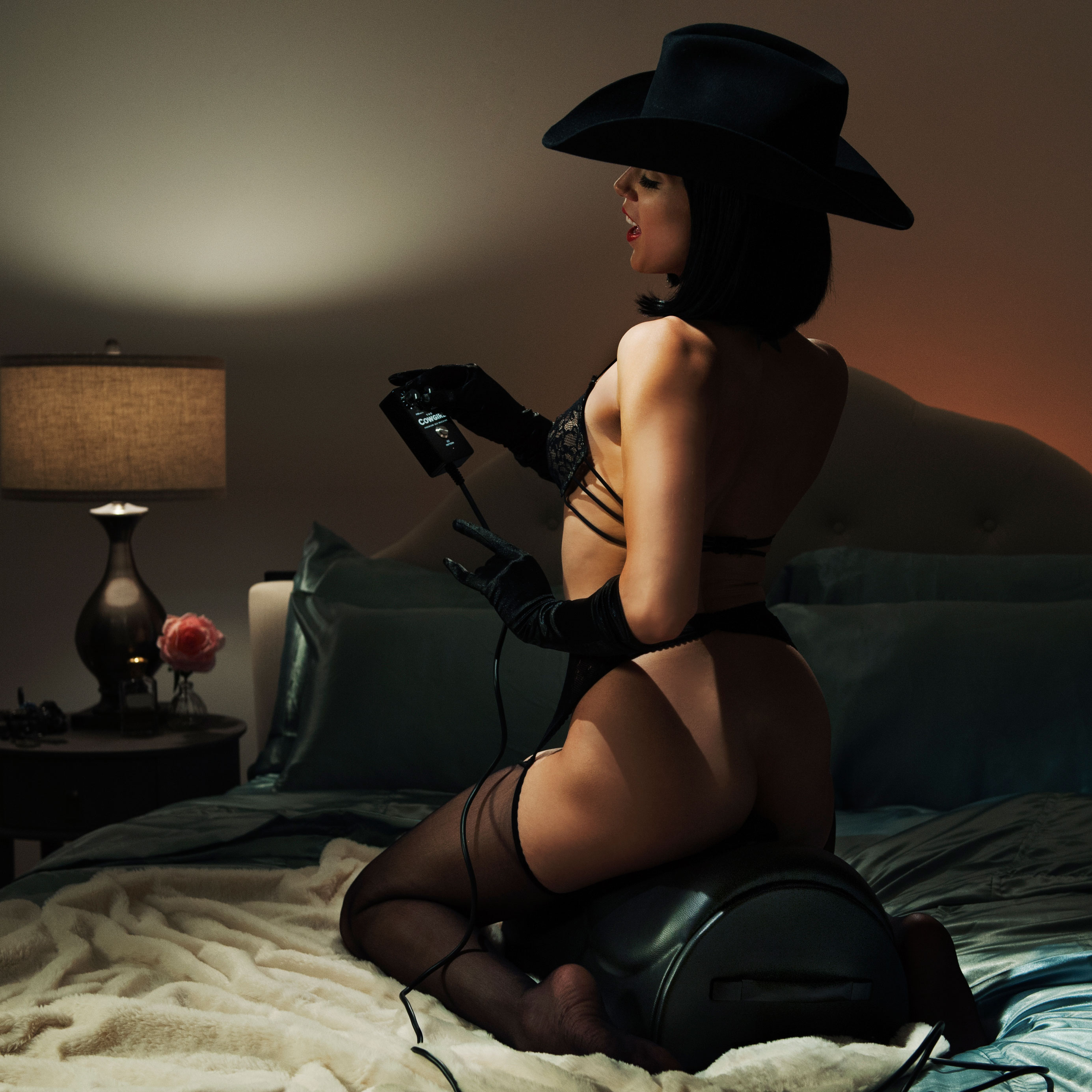 The Cowgirl - Ride Em Cowgirl