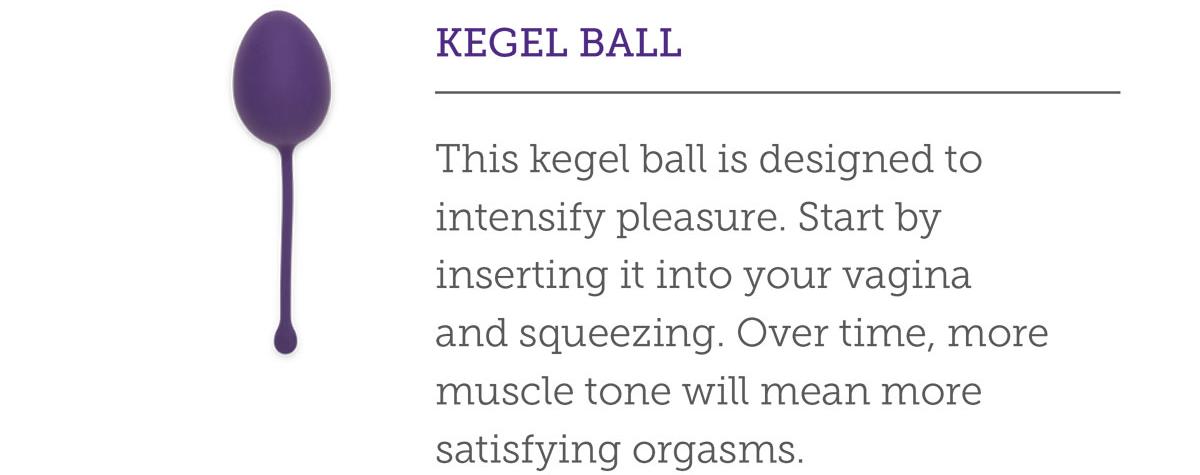 KEGEL BALL