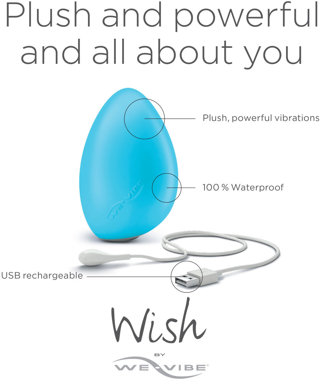 Wish by We-Vibe - Features
