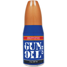 Gun Oil H2O Water-Based Personal Lubricant 8 oz