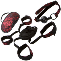 Scandal Bed Restraint Kit by CalExotics