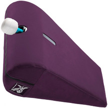 Liberator Axis Magic Wand Toy Mount - Velvish Aubergine