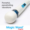 Magic Wand Vibrator - The Original Magic Wand
