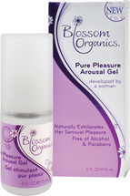 Blossom Organics Pure Pleasure Arousal Gel .5 oz
