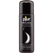Pjur Original Concentrated Silicone Personal Lubricant 1.02 oz / 30 ml