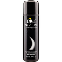 Pjur Original Concentrated Silicone Personal Lubricant 17 oz / 500 ml