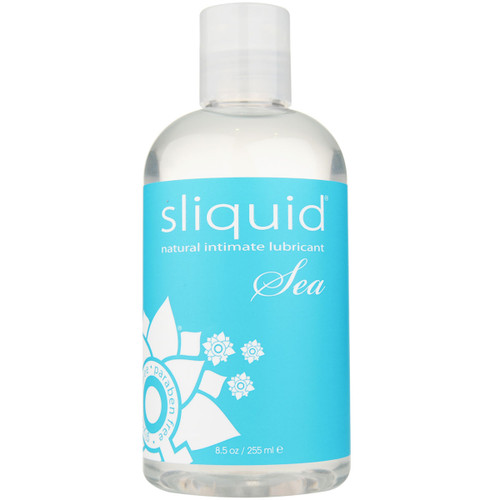 Sliquid Naturals Sea - Water Based Personal Lubricant 8.5 fl oz