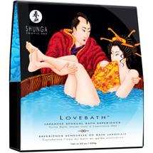 Shunga Lovebath - Sensual Japanese Bath Experience - Ocean Temptations 23 oz