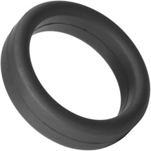 Super Soft Silicone C-Ring By Tantus - Black